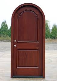 arched front doorRound Front Doors 2 Panel Designer Doors