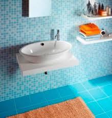 light blue bathroom tiles. Charming Design Ideas Using Large Tile Bathroom Decoration : Amusing Light Blue With Tiles