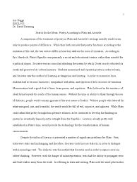 aristotle essay search for the mean poetry according to plato and  search for the mean poetry according to plato and aristotle search for the mean poetry according
