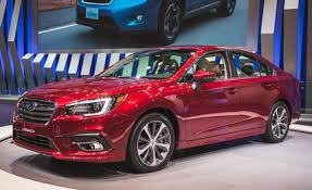 2018 subaru sedan. perfect 2018 2018 subaru legacy sedan debuts with subtle updates inside subaru sedan m