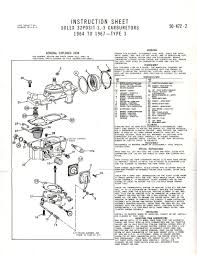 thesamba com carburetor manuals rebuild instruction sheet
