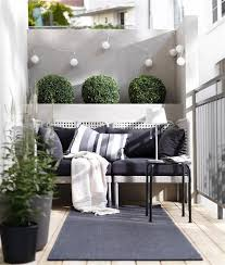 outdoor furniture small balcony. enholmen outdoor furniture small balcony