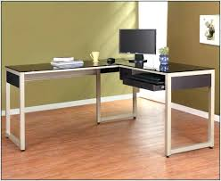 office desk l. Delighful Office Small L Shaped Computer Desk Office Pertaining To Remodel 5 On