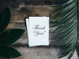 Wedding Thank You Notes Wedding Thank You Card Wording Tips For Writing A Thank You Note