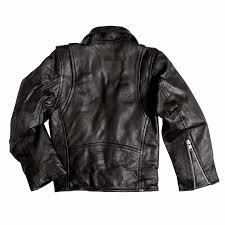 kid s leather jacket