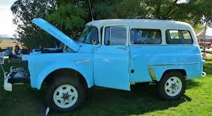 1957 Dodge Power Town-Wagon W100 4X4 | 4x4, Dodge trucks and ...