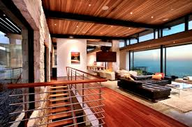 Open Plan Living Room Decorating Living Rooms With Great Views