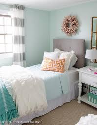 light blue girls room