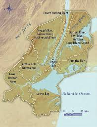Geography Of New York New Jersey Harbor Estuary Wikiwand