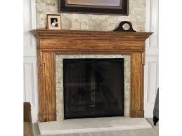 wood fireplace mantels ideas fireplace mantel surround fireplace ideas
