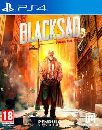 Blacksad - Under the skin (Limited edition) (PlayStation 4) | wehkamp