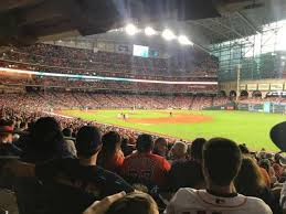 Astros Seating Chart 2017 Minute Maid Park Section 132 Home Of Houston Astros