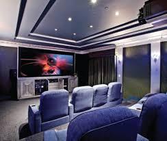 Home Theatre Interior Design Model