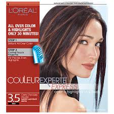 l paris couleur experte hair color hair highlights darkest gany brown chocolate mousse 3 51ea