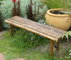 how to make bamboo furniture. Build A Simple Garden Bench. How To Make Bamboo Furniture M
