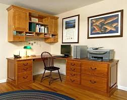 deluxe wooden home office. Antique Deluxe Wooden Home Office L
