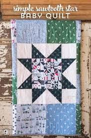 free baby quilt patterns tutorials