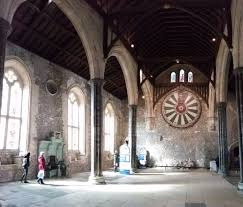the great hall s round table