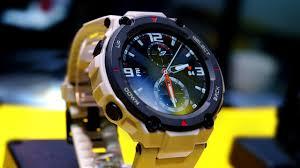 <b>Amazfit T</b>-Rex, Maybe the Toughest Smartwatch Around   TTL Best ...