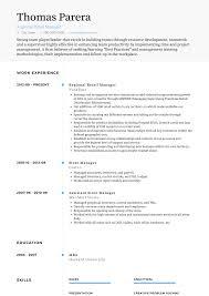 Cv Retail Retail Resume Samples And Templates Visualcv