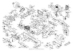 dixon ztr 4423 (2000) parts diagrams Simple Wiring Diagrams at Ztr 4423 Wiring Diagram