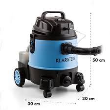 carpet washer vacuum. reinraum 2g wet/dry vacuum carpet cleaner combination 1250 w 20l washer
