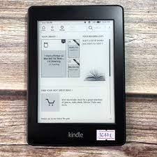 Máy Nhật Cũ] Máy Đọc Sách Kindle paperwhite 2 6th Blacklist Code 36471