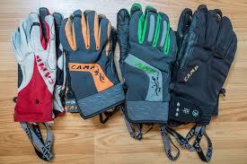 Review Camp Climbing Gloves The Alpine Start