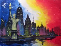 september 27th 1pm paint nite event