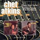 Finger Style Guitar/Stringin' Along With Chet Atkins