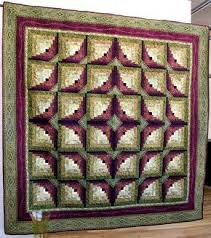 This FREE quilt pattern is gorgeous! This quilt has an ... & This FREE quilt pattern is gorgeous! This quilt has an unmistakable  richness of color and Adamdwight.com