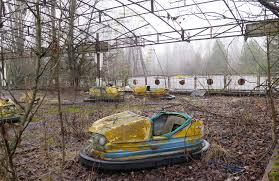 ruined chernobyl nuclear plant will remain a threat for  the bumper cars were scheduled to be turned on 1 1986 for the