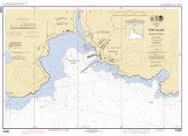 Port Allen Island Of Kauai Marine Chart Us19382_p2811
