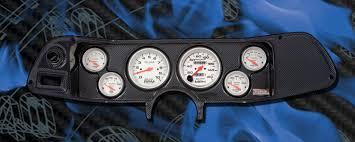 70 78 chevy camaro cf dash w ultra lite gauges $700 00 fast Autometer Gauge Accessories at 1970 Camaro Gauge Cluster Wiring Harness Autometer