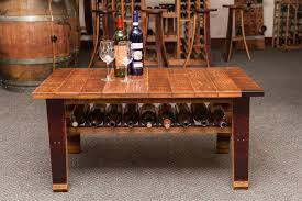 natural the most contemporary wine rack coffee table home designs plans