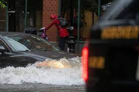 Elsa nears hurricane strength ...