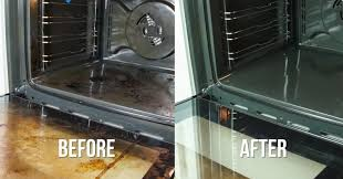 there is another way to make cleaning your oven easier and it is all natural