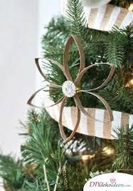 Wundervolle Diy Weihnachtsbaum Schmuck Ideen Aus Papier