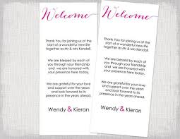 Welcome Card Templates