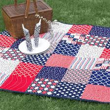 Patriotic Quilt Patterns Interesting Quilt Inspiration Free Pattern Day Patriotic And Flag Quilts