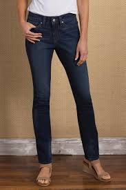 Yummie Straight Leg Denim