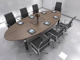 small round office table. Large Size Of Tables, Small Oval Conference Table 8 Ft Office Round L