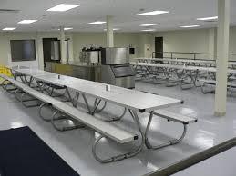 Prison Dining Hall