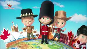 Phim hoạt hình nổi tiếng Masha and the Bear của Nga ra rạp tại Anh - Video  Dailymotion