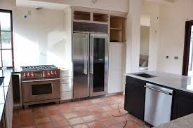glass door fridge wolf range thermador dishwasher marvel refrigerator