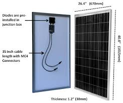 12 volt solar panel wiring diagram 12 image wiring 400 watt 12 24 48 volt solar panel mppt charge controller on 12 volt solar panel