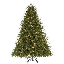 75 Ft  PreLit Christmas Trees  Artificial Christmas Trees Pre Lit Spruce Christmas Tree