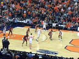 syracuse basketball game on at clemson