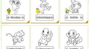 Home > coloring pages > coloring pages pokémon. Download Free Pokemon Coloring Pages From The Pokemon Company Nintendosoup
