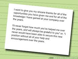 Collection Of Solutions How To Write A Resignation Letter With